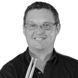 Steve Wilson Drum Teacher Weston Super Mare at Taunton Music Services