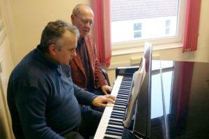 Taunton Music Piano Lesson